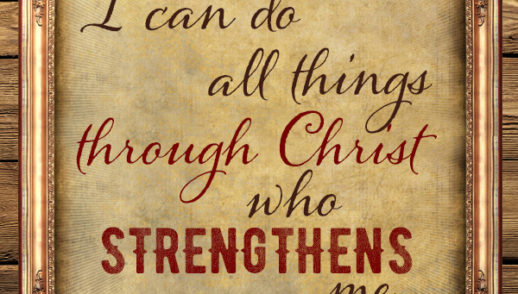 Renewed Strength For The New Year