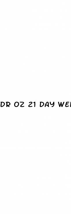 Dr Oz 21 Day Weight Loss Breakthrue Diet