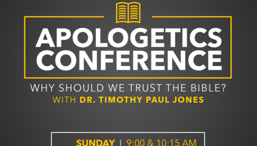 Session 3: Why Trust The New Testament Gospels?