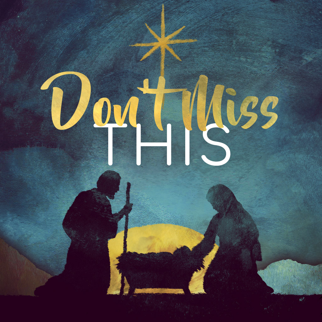 Don't Miss This, Part One: Those Who Missed Christmas