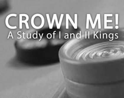 Crown Me #28: Everybody Ought to Know