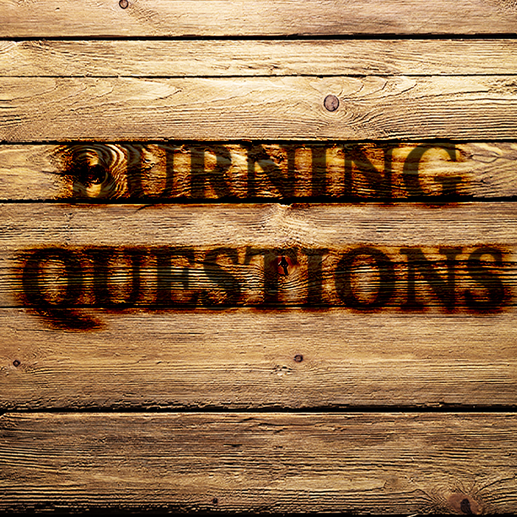 Burning Questions Part Two